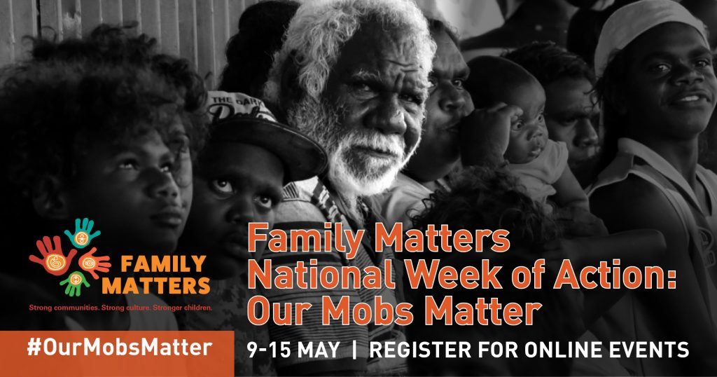 Family Matters – National Week of Action